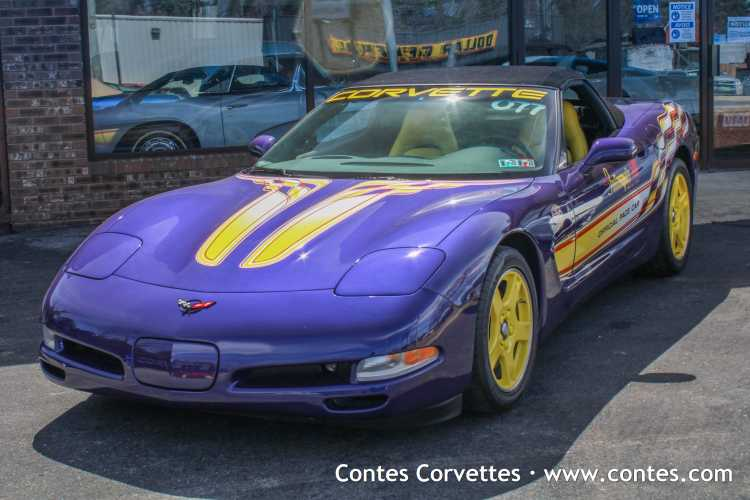 1998 Convertible Indianapolis Pace Car